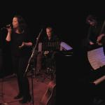 Blanca Núñez Band live